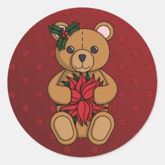 Teddy's Gift Sticker