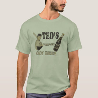 Ted's Creamy Root Beer T-Shirt