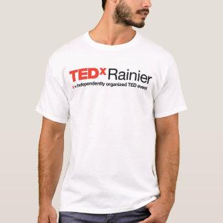 TEDx Rainier Men's White T-shirt