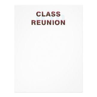 TEE 30th Class Reunion 21.5 Cm X 28 Cm Flyer