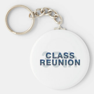 TEE 35th Class Reunion Basic Round Button Key Ring