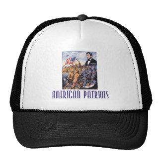 TEE American Patriots Cap