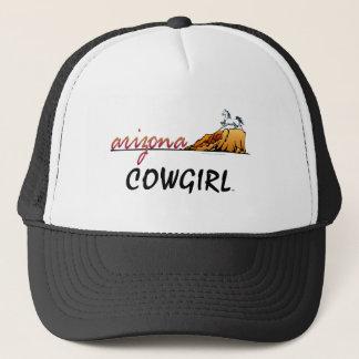 TEE Arizona Cowgirl Trucker Hat