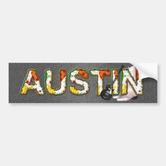 TEE Austin Bumper Sticker