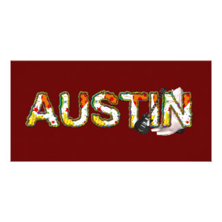 TEE Austin Picture Card