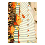 TEE Big Top Personalized Invitations