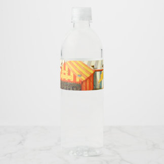 TEE Big Top Water Bottle Label