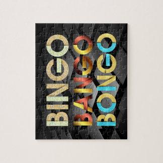 TEE Bingo Bango Bongo Jigsaw Puzzle