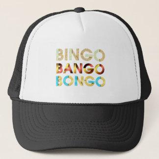 TEE Bingo Bango Bongo Trucker Hat