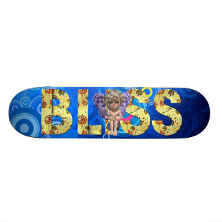 TEE Bliss Slogan Skateboard Decks