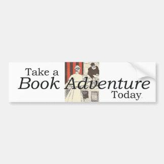 TEE Book Adventure Bumper Sticker
