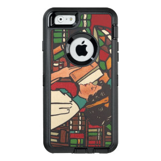 TEE Book Worm OtterBox iPhone 6/6s Case