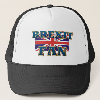 TEE Brexit Fan Trucker Hat