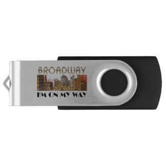 TEE Broadway Star USB Flash Drive
