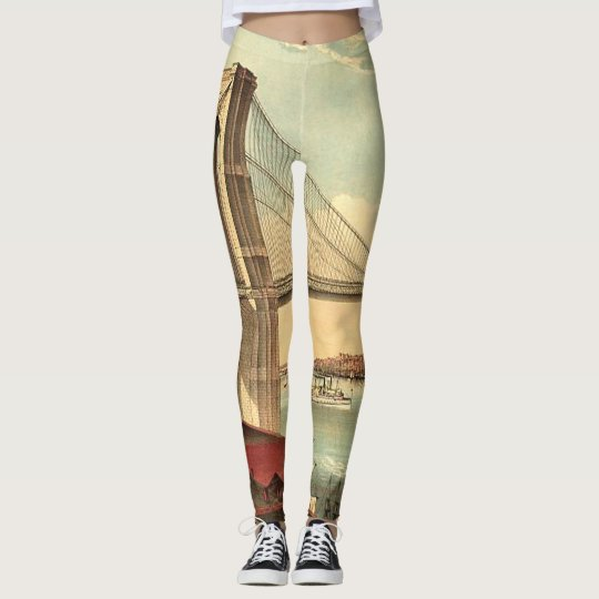 TEE Brooklyn Bridge Leggings