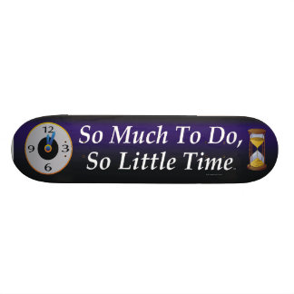 TEE Busy Time 19.7 Cm Skateboard Deck