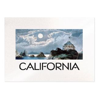 TEE California Coast Business Card Template