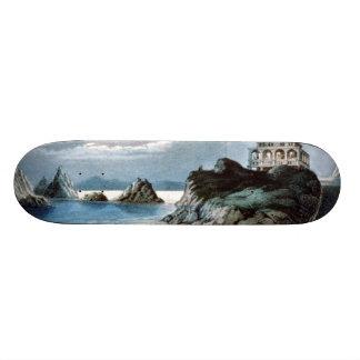 TEE California Coast Skate Boards