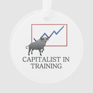TEE Capitalist in Training Ornament