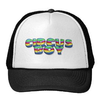 TEE Circus Boy Cap