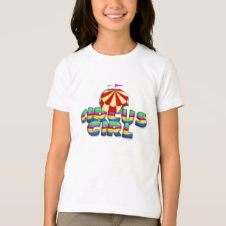 TEE Circus Girl