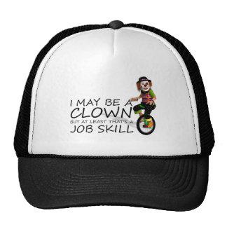 TEE Clown Job Hat