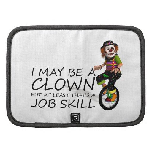TEE Clown Job Organizers