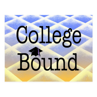 TEE College Bound Postcard