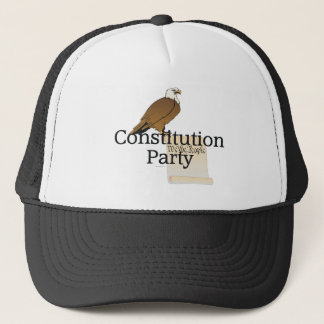 TEE Constitution Party Trucker Hat