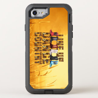 TEE Country Line Dance OtterBox Defender iPhone 7 Case