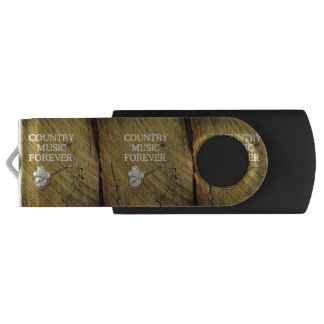 TEE Country Music Forever USB Flash Drive