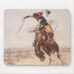 TEE Cowboy Life Mousepads