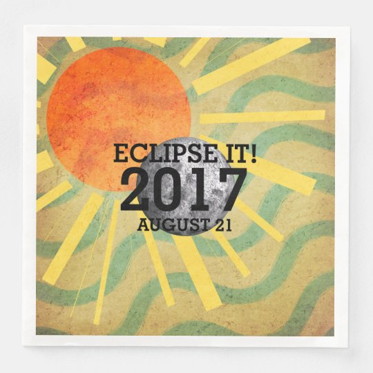 TEE Eclipse It 2017 Disposable Serviettes