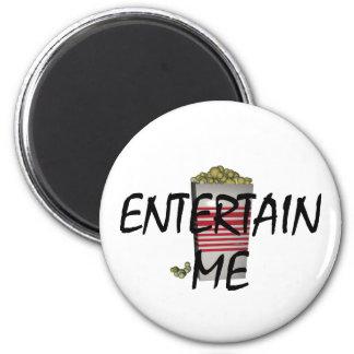 TEE Entertain Me Magnet