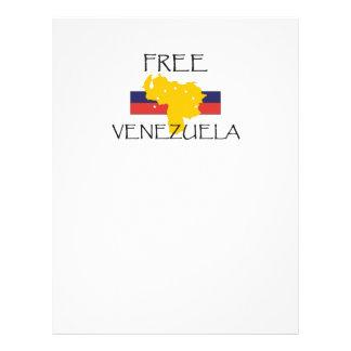 TEE Free Venezuela Full Color Flyer