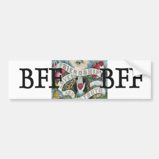 TEE Friendship Bumper Sticker