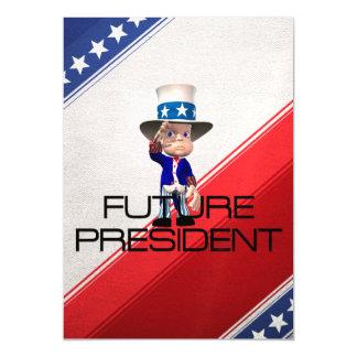 TEE Future President Magnetic Invitations