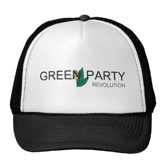 TEE Green Party Cap