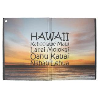 """TEE Hawaii iPad Pro 12.9"""" Case"""