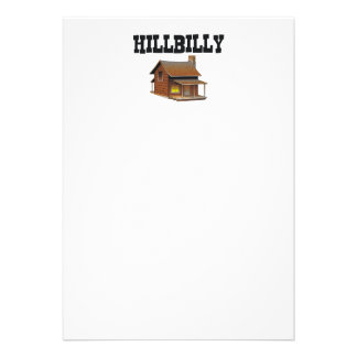 TEE Hillbilly Personalized Invitations