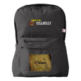 TEE Hillbilly Proud Backpack