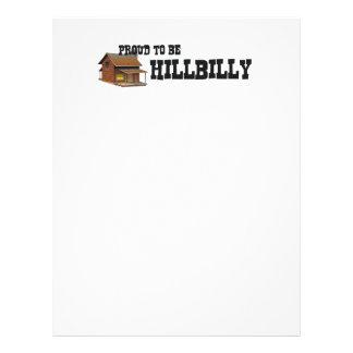 TEE Hillbilly Proud Flyer Design