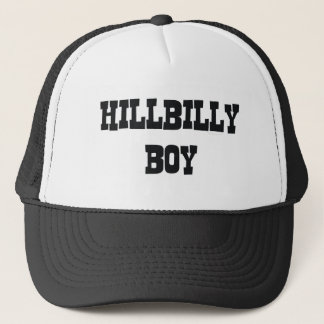 TEE Hillbilly Trucker Hat