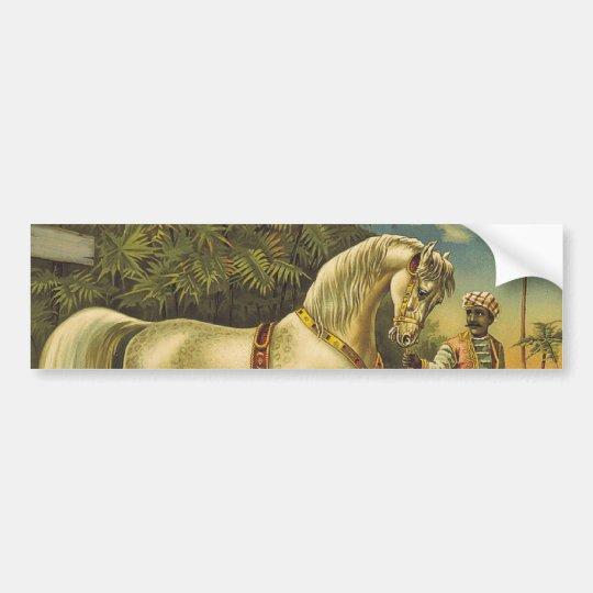 TEE Horse Royalty Bumper Sticker
