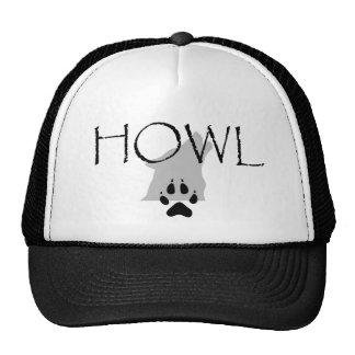 TEE Howl Mesh Hats