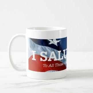 TEE I Salute You Mug