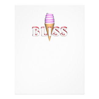 TEE Ice Cream Bliss 21.5 Cm X 28 Cm Flyer