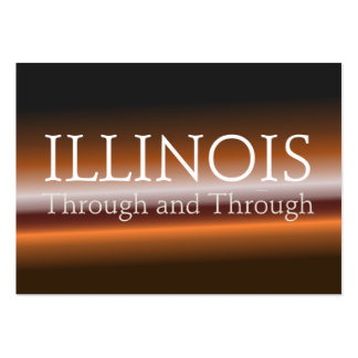 TEE Illinois Business Card Template