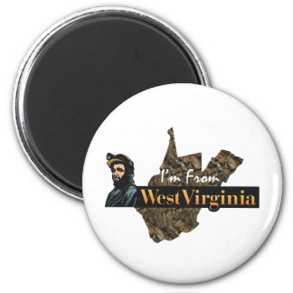 TEE I'm From West Virginia Magnet
