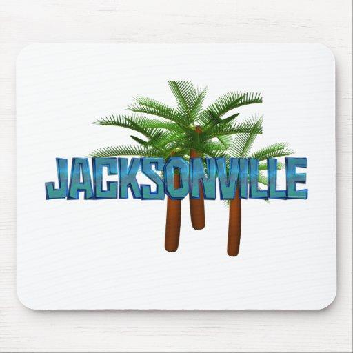 TEE Jacksonville Mouse Pad